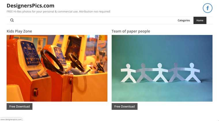 Designerspics - Free Stock Photo