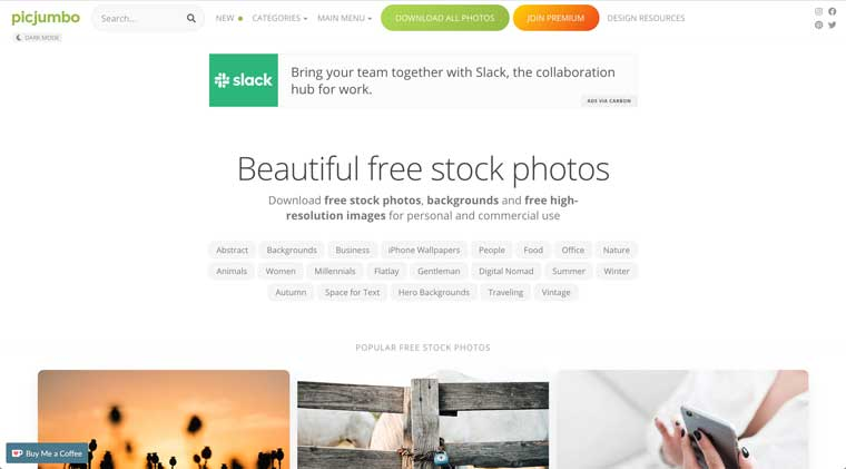 Picjumbo - Free Stock Photo